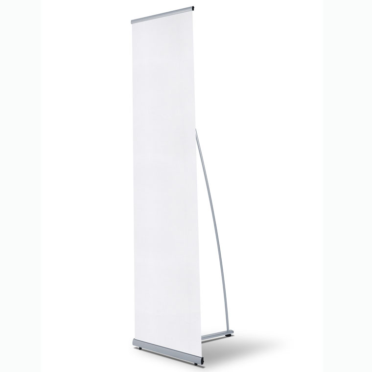 Advertising support - roll up - banners