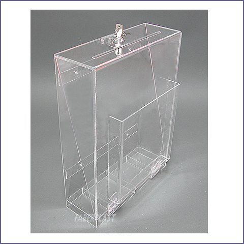 sugestion mail box plexiglas big magic