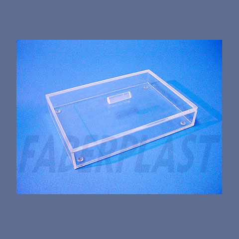 acrylic plexiglas mini box