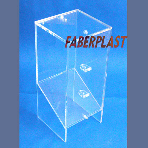 acrylic plexiglas box electronic product