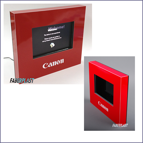 protective case canon digital signage