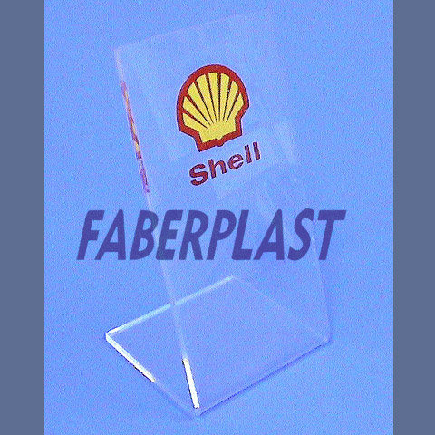 display methacrylate plexiglas pmma shell