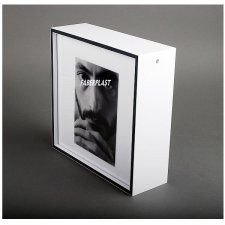 "ACRYLIC PLEXIGLAS PHOTO FRAME (PERSPEX – PMMA) ""PICTURES/PHOTOS"""