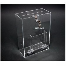 Perspex Suggestion Box MAGYC
