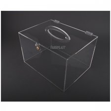 Display Case Methacrylate PRIMERA PIEDRA