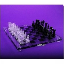 ACRYLIC CHESS PLEXIGLAS MINI