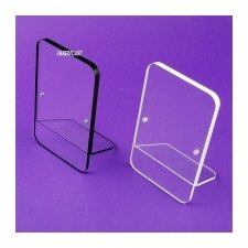 ACRYLIC PLEXIGLAS PHOTO HOLDER RAY