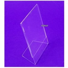 Acrylic plexiglas photo holder CLASSIC