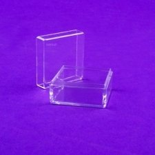Acrylic Transparent PS boxes MINI AMELIE