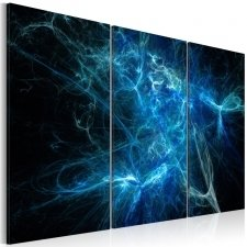 Canvas Print - An electric storm