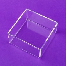 Perspex box and tray MONEY BILL
