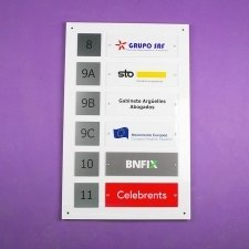 Perspex directory of companies
