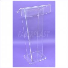 Acrylic plexiglas DYANA DOS - Low Shelf