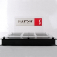 Plexiglas Display Exhibitor Silestone