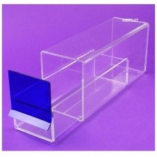 ACRYLIC PLEXIGLAS BOX DRAWER DOLPHIN