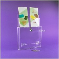 Perspex Suggestion box MAGYC II