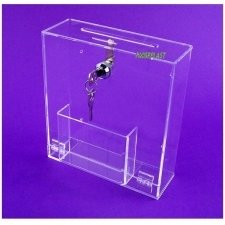 Perspex SUGGESTION BOX MAGYC MINI