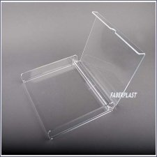Acrylic Plexiglas Photo Album Box Enalab