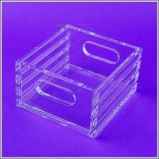 Acrylic Plexiglas Box Fruit