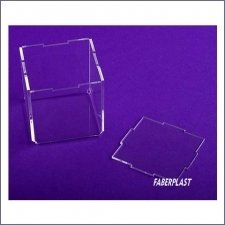 Acrylic Plexiglas Recessed Mini Box