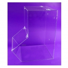 Perspex Food boxes GREAT CAPACITY