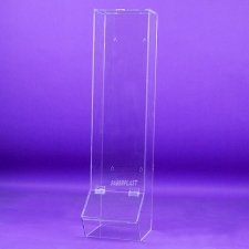 Acrylic Plexiglas Food Container Great Height