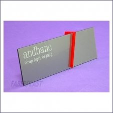 Display Plexiglas Andbanc
