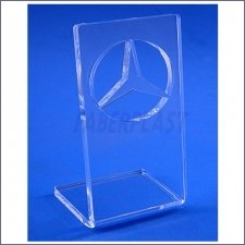 Display Methacrylate (plexiglas) Mercedes Benz