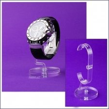 Acrylic Plexiglas Watch Display Standard