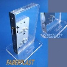 Acrylic Plexiglas Display ( Perspex Pmma ) Locken