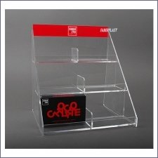 Acrylic Plexiglas Display Chocolate