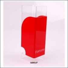 Acrylic Plexiglas Display Fortuna