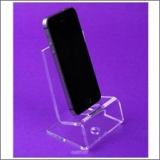 Acrylic Plexiglas Smartphone Display Iphone