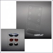 Acrylic Plexiglas Display Sunglasses Solera