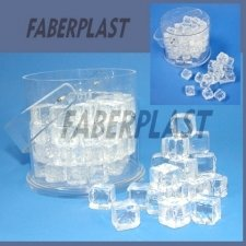 Ice Bucket Methacrylate (plexiglas-pmma)