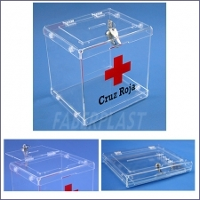 Cashbox Plexiglas Easy