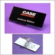 Badge Methacrylate (plexiglas-pmma) Case