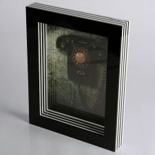Photo holder plexiglas CRILATE