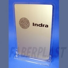 Display Plexiglas Indra