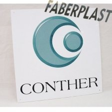 Acrylic Plexiglas Plate Conther