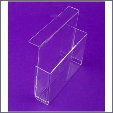Acrylic Plexiglas Hanging Brochure Holder