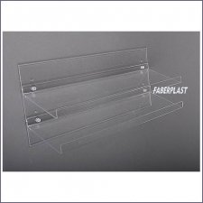 Acrylic Plexiglas Brochure Holder Yuma