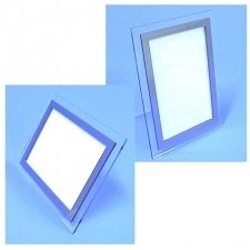Picture Holder Plexiglas Two Positions