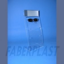 Acrylic Plexiglas Display ( Perspex Pmma ) Glasses