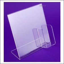 Acrylic Plexiglas Display Remote Controls Thon