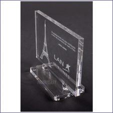 Acrylic Plexiglas Gift Lan Airlines