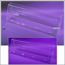 Acrylic Plexiglas Showcase Long Format
