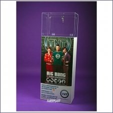 Acrylic Showcase Plexiglas Big Bang