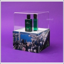 Acrylic Plexiglas Showcase Small Products