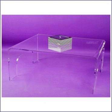 Acrylic plexiglas tables